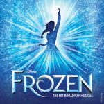 Frozen Poster for Broadway in Chicago